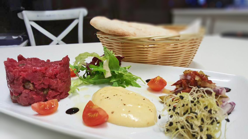 Tatarski beefsteak