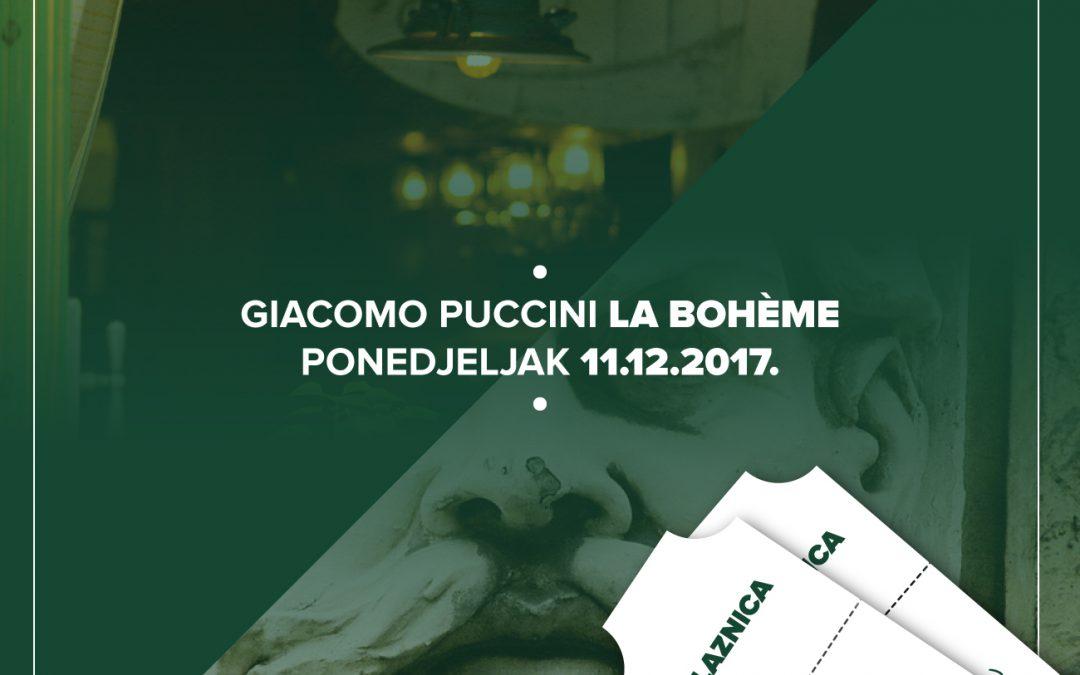 Promocija La Boheme