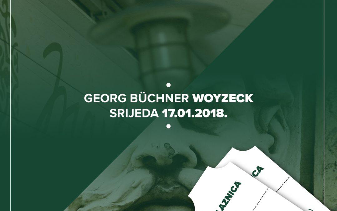 Vodimo vas na hvaljenu predstavu Woyzeck