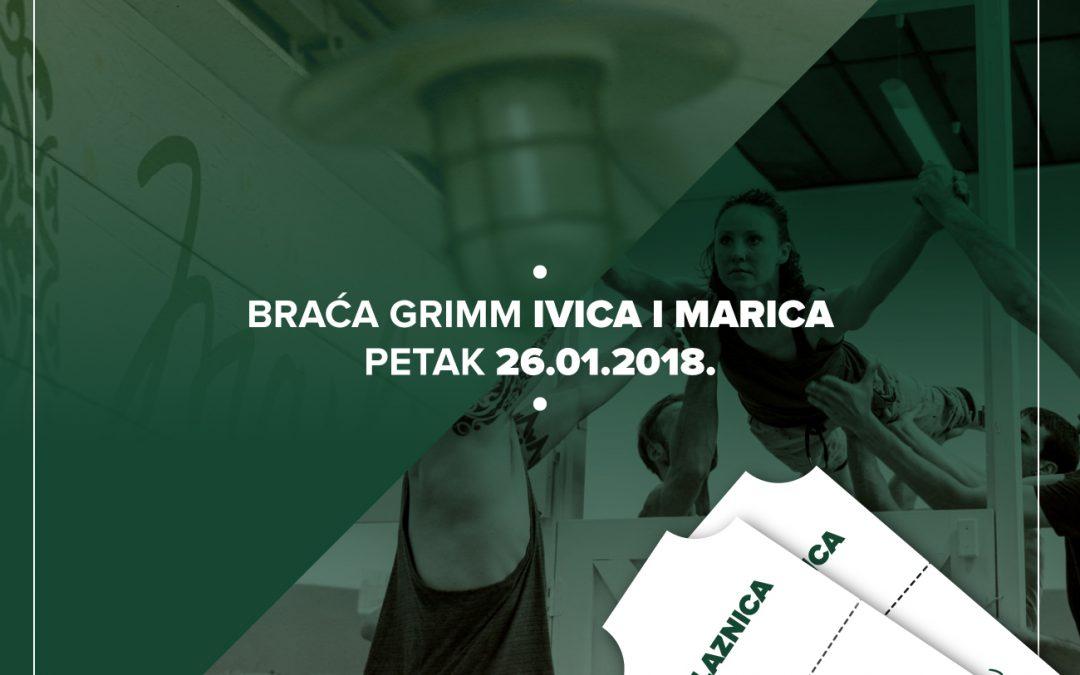 Vodimo vas na premijeru baleta Ivica i Marica