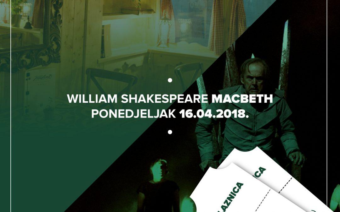 Vodimo vas na Macbetha