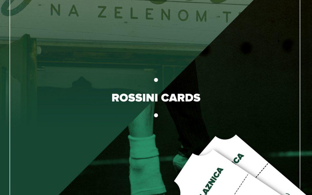 """Vodimo vas na """"Rossini cards""""!"""